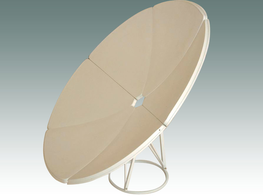 6ft solid dish